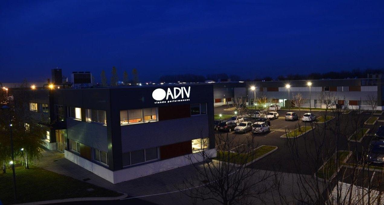 Site ADIV de Clermont-Ferrand - Nuit