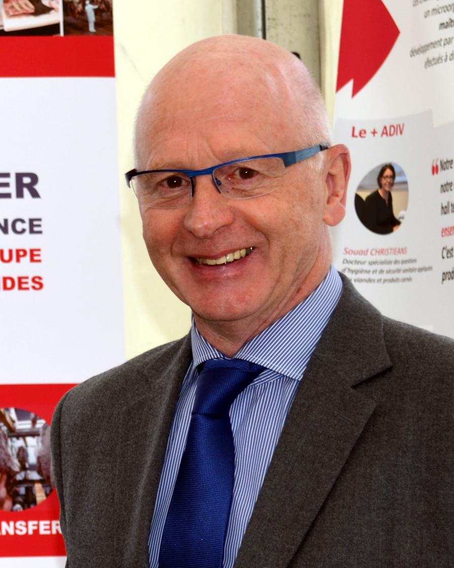 Jean MEUNIER, Président de l'ADIV